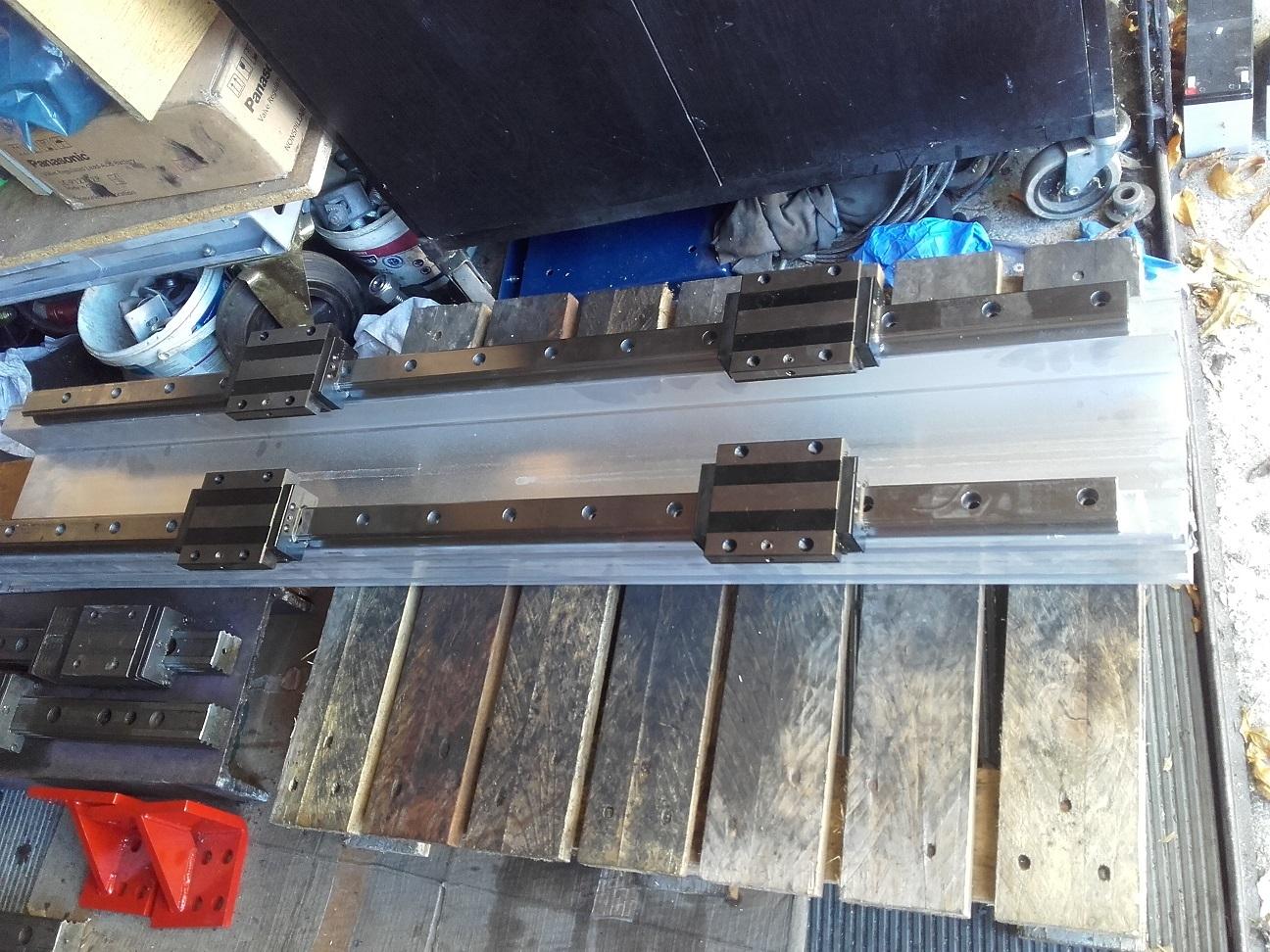 W superbly Sprzedam] Grube profile aluminiowe CNC C beam - elektroda.pl YC26