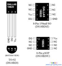 Problem z LCD - Atmega8A - PU