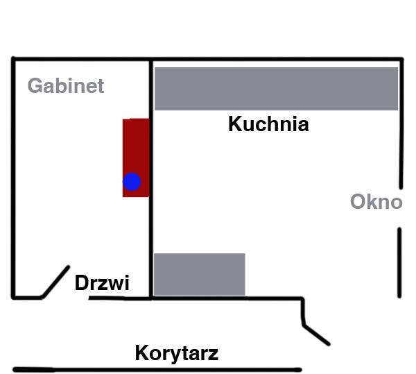Wentylacja pomieszczenia bez okien - gabinet