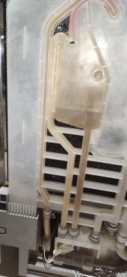 Zmywarka Siemens SE65E330EU/37 - Zmywarka nie działa .