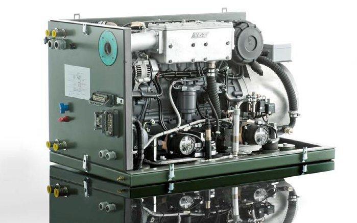 Agregat dla Systemu Audio - 20kW