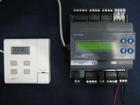[Sprzedam] OKAZJA Johnson controls SC-9100 + Nastawnik SC-9180