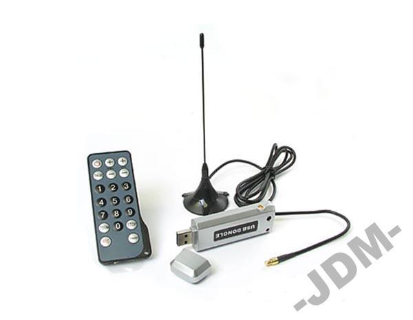 DVB-T w laptopie przez USB