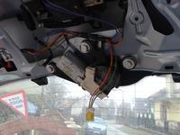 Peugeot 206 - Tylnia wycieraczka - bezpiecznik poz.11 (15A)