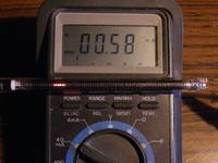 Termometr na lampie IN-13