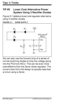 [atmega32] Stabilizator do li-pol z 3,7V na 3,3V + ładowarka