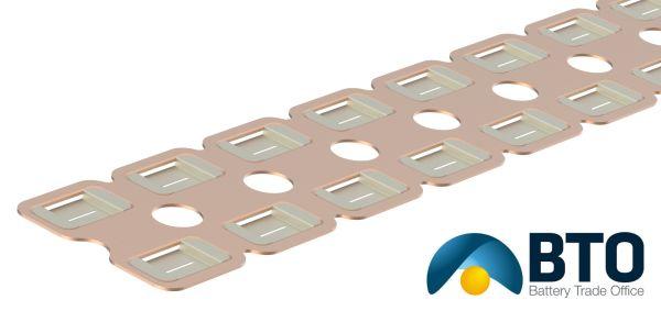Systemy akumulatorowe z łącznikami hybrydowymi