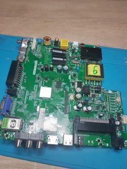 Tv świeci tylko dioda w stand-by Blaupunkt 32/148I-GB-5B2-HBKUP-EU