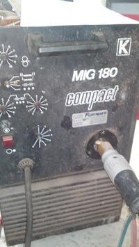Spawarka MIG 180 wymiana transformatora