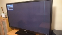 SAMSUNG PS51D6900 - Pionowe linie - matryca czy logika?