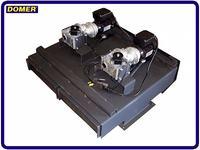 Synchronizacja dwóch silników 230V z krańcówkami
