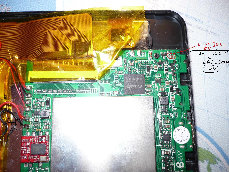OMEGA OT107 - �adowanie baterii