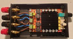 Moduł wzmacniacza mocy XH-M510 TDA7498 100+100W klasa D