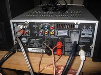 podłączenie TV+dekoder Aster + hifi + laptop