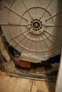 Pralka Whirlpool AWT 2240-400 - Zatrzymuje się podczas pracy !