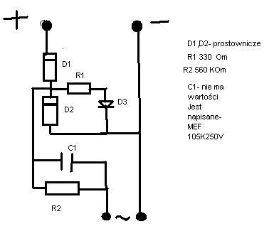 Latarka LED-układ ładowania akumulatora