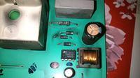 Pralka Bosch WFL 1600 - Pralka Bosch WFL 1600 Naprawa uszkodzonego programatora.