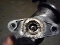Ford Escort 1.8 TD 96r Strasznie ciezko odpala
