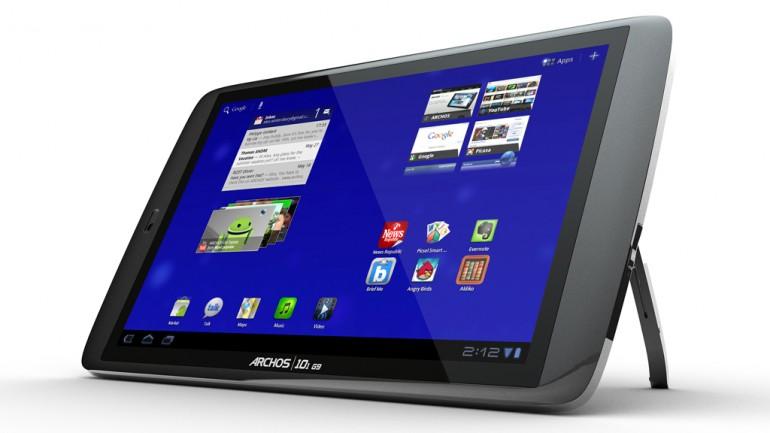 Archos 101 G9 - 10-calowy tablet z 2x1 GHz i Android 3.2 w sprzeda�y