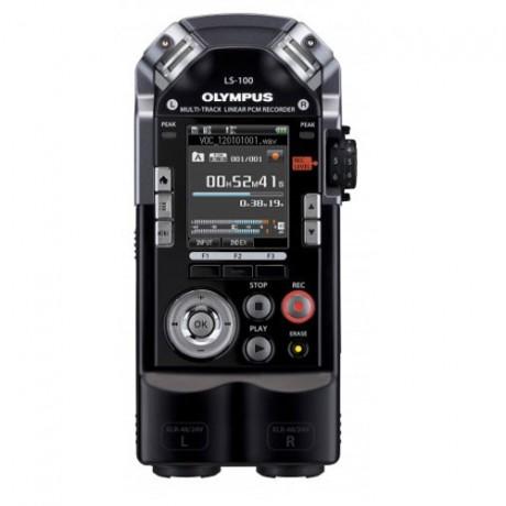 Olympus LS-100 Linear PCM Recorder - dyktafon cyfrowy PCM dla muzyków