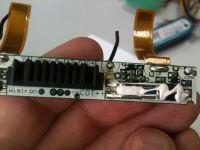 Bateria BTP-84k8 do FUJITSU - bateria po wymianie cell nie działa