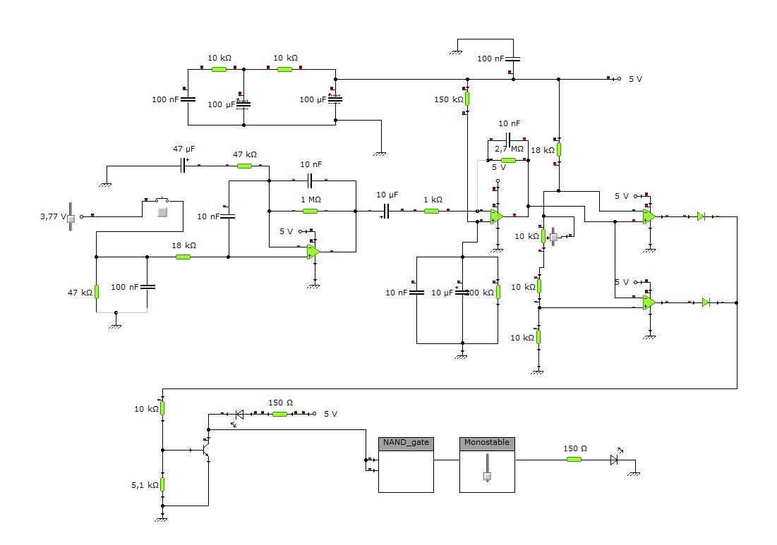Czujnik ruchu PIR d203 modyfikacja aplikacji