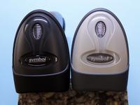 Motorola / Symbol LS2208 - nie jest widoczny w programie 123Scan, ale dzia�a...