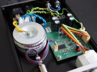 Headphone amplifier TPA6120 - RS Headamp 2016