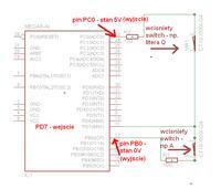 ATMEGA88 - klawiatura matrycowa - prosze o sprawdzenie kodu