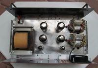 """Stereofoniczna lampowa gitarowa końcówka mocy 2x40W w racku 19"""""""
