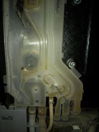 Zmywarka Bosch SMV50E70EU do zabudowy - pompa do wymiany?