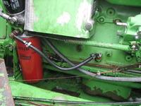 Silnik DEUTZ BF6L913 - Za wysokie ciśnienie oleju