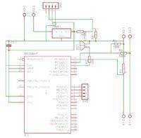 Sprawdzenie schematu Woltomierza i amperomierza na AtMega8