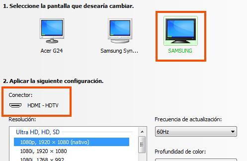 Podłaczenie PC->HDMI-TV Pł. gł. Asus M3N78-VM