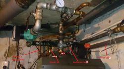 Kamen WG 13 kW - ruszta wodne, gotowanie wody i zapowietrzający się układ