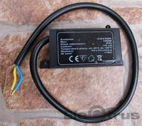 Czy mo�na przerobi� czujnik zmierzchowy z 230V AC na 12V DC