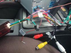 Wymiana fabrycznego radia VC - nie działają przyciski na kierownicy i wyświetlac