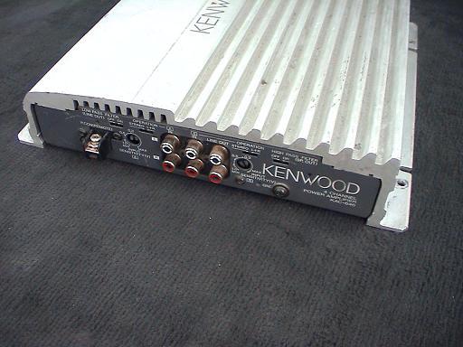 Kenwood KAC-646 gra bardzo cicho