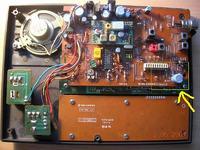 Skaner rad. Uniden BC 147XLT - jaka dioda D44?
