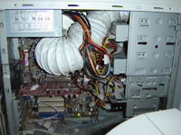 Modding obudowy komputera