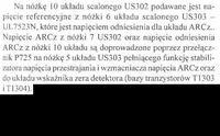 Radmor 5412 usterka odbiornika UKF