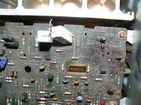 Pioneer a-656, uszkodzony prawy kanał.