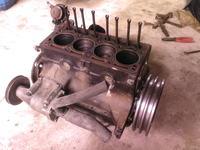 Sprężarka na silniku z Fiata 126p