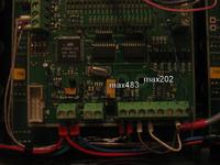 Rozkodowanie ramki RS485 Duży Panel LED