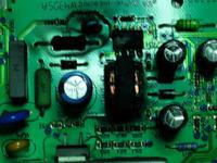 Electrolux EWF 1040 - działa tylko pompa