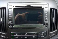 Radio Hyundai i30 2011 rok.