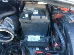 Ford Galaxy diesle 2009 - Jak się dobrać do akumulatora