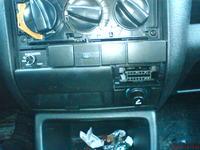 Dziwne wejscie na desce w VW GOLF 3