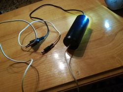 Latarka LED 100W regulowana