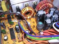 Tracer MGB-400ATX - Ustalenie elementu elektronicznego oraz jego warto�ci